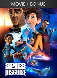 Spies in Disguise + Bonus