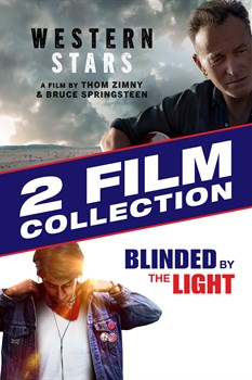 Western Stars / Blinded by the Light 2-Film Bundle