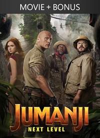 Jumanji: The Next Level + Bonus