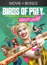 Birds of Prey: And the Fantabulous Emancipation of One Harley Quinn + Bonus