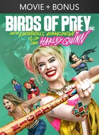 Birds of Prey: And the Fantabulous Emancipation of One Harley Quinn + Bonus