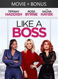 Like A Boss + Bonus Content