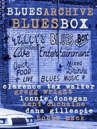 Blues Archive Blues Box