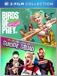Birds of Prey & Suicide Squad 2-Film Bundle