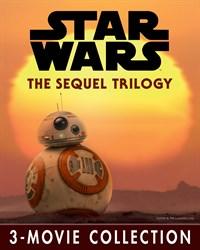 Star Wars: The Sequel Trilogy 3-Movie Collection + Bonus