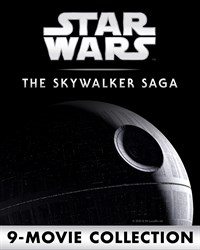 Star Wars: The Skywalker Saga 9-Movie Collection (Digital 4K UHD)