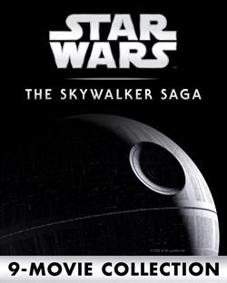 Star Wars: The Skywalker Saga 9-Movie Collection + Bonus