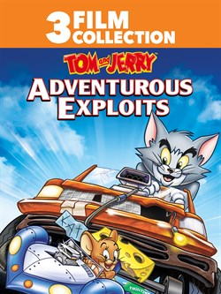 Buy Tom And Jerry's Adventurous Exploits 3-Film Collection from Microsoft.com