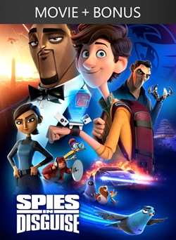 Spies in Disguise + Bonus
