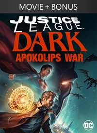 Justice League Dark: Apokolips War + Bonus