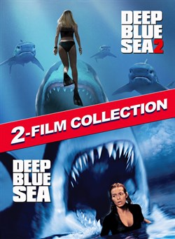 Deep Blue Sea 2-Film Collection