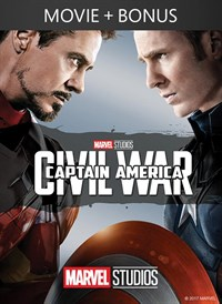 Captain America: Civil War + Bonus