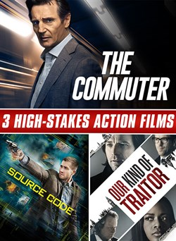 3 High-Stakes Action Films