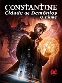 DC Constantine: Cidade de Demônios