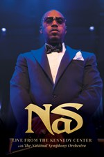 Buy Nas, Live from the Kennedy Center with the National Symphony