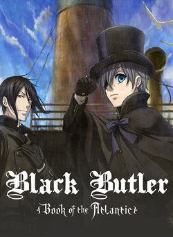 Black Butler - Book of the Atlantic (Original Japanese Version)