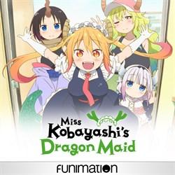 Miss Kobayashi's Dragon Maid (Original Japanese Version)