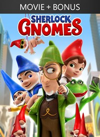 Sherlock Gnomes + Bonus Content