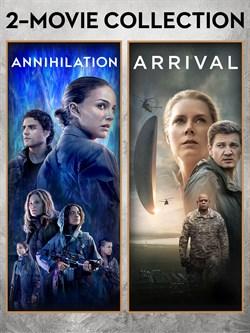 Annihilation + Arrival (+ bonus content)