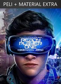 Ready Player One: Comienza el juego + Bonus