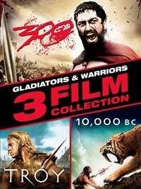Gladiators & Warriors 3 Film Collection