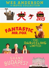 Wes Anderson 4 Movie Collection