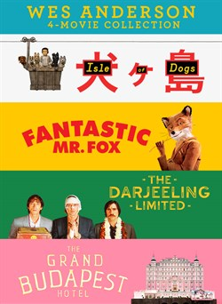 Buy Wes Anderson 4 Movie Collection from Microsoft.com
