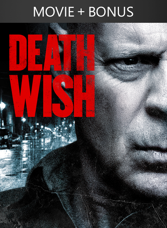 Death Wish (2018) + Bonus