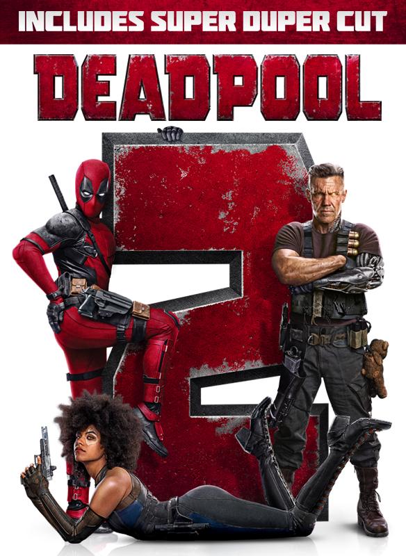 Deadpool 2 + Bonus
