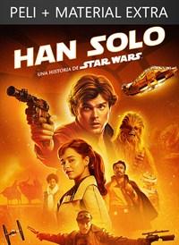 Han Solo: Una Historia de Star Wars + Bonus