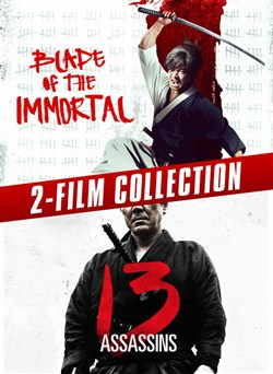 Blade of the Immortal / 13 Assassins 2-Film Collection