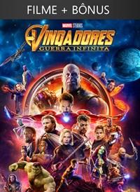 Vingadores: Guerra Infinita + Bonus
