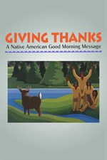 Buy Giving Thanks: A Native American Good Morning Message