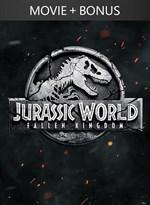 Buy Jurassic World: Fallen Kingdom + Bonus - Microsoft Store