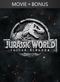 Jurassic World: Fallen Kingdom + Bonus
