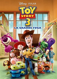 Toy Story 3 - Una gang in fuga