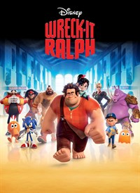 WRECK-IT RALPH - Animated