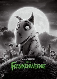 FRANKENWEENIE - Animated