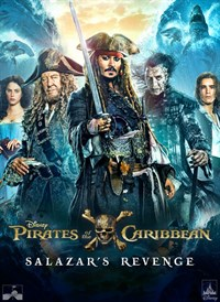 PIRATES OF THE CARIBBEAN:DEAD MEN TELL NO TALES