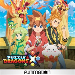 Puzzle & Dragons X (Original Japanese Version)