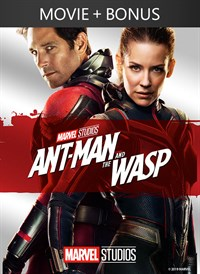 Ant-Man and The Wasp + Bonus