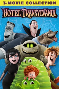Buy Hotel Transylvania - 3 Movie Collection from Microsoft.com