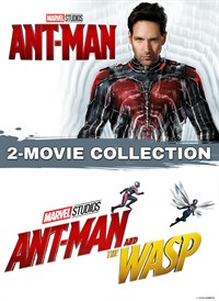 ANT-MAN / ANT-MAN AND THE WASP