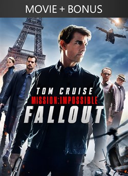 Buy Mission: Impossible Fallout + Bonus from Microsoft.com