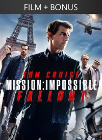 Mission: Impossible Fallout + Bonus