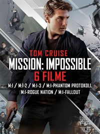 Mission: Impossible 6 Filme