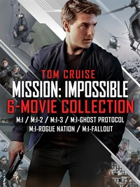 Mission: Impossible 6-Movie Collection