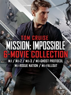 Buy Mission: Impossible 6-Movie Collection from Microsoft.com