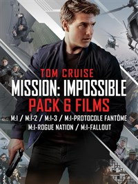Mission: Impossible Pack 6 Films
