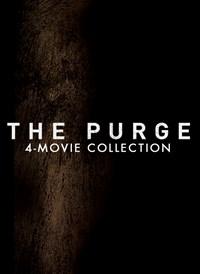 The Purge - 4 Movie Bundle